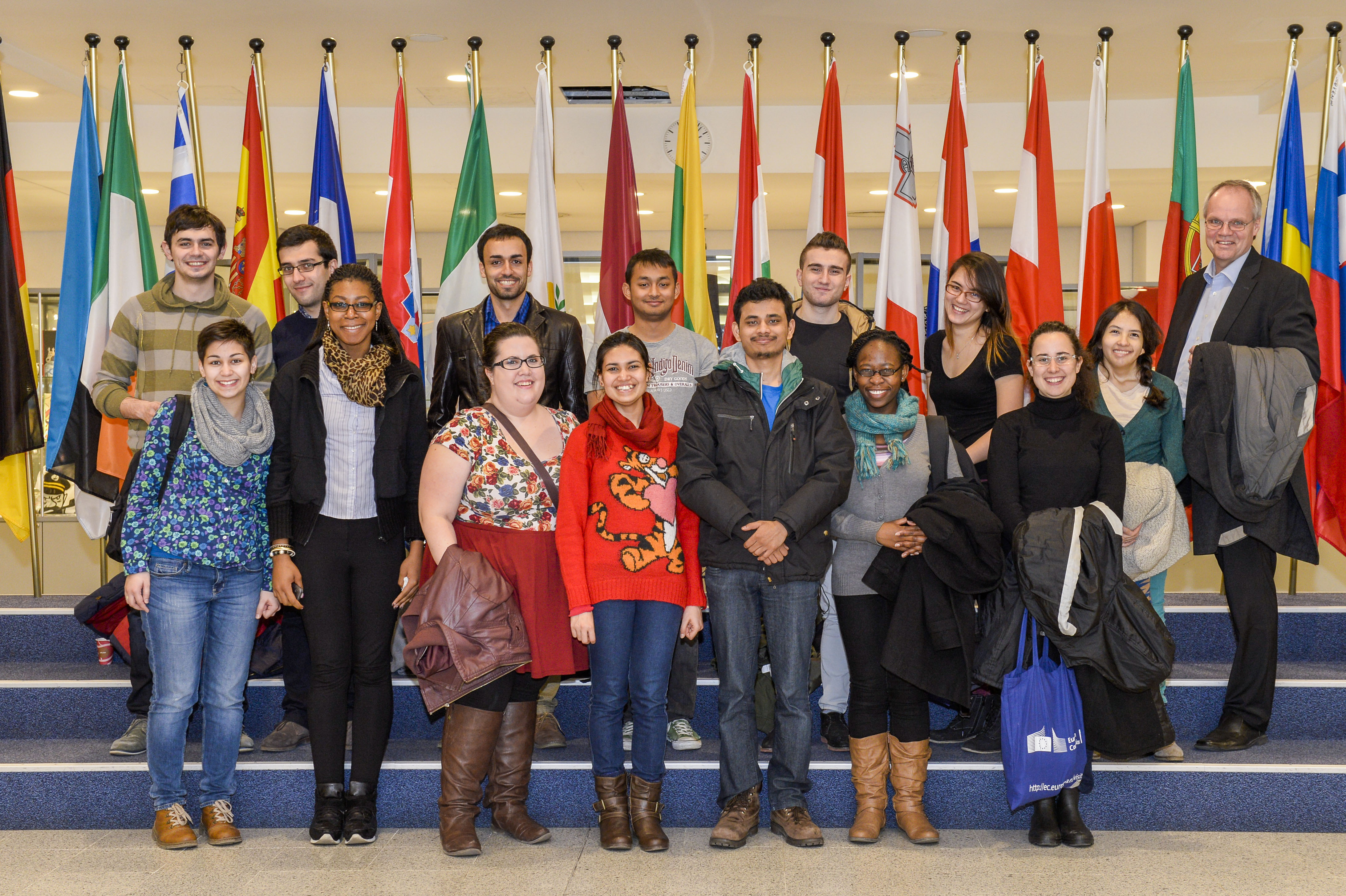Jacobs University at European Parliament 2014