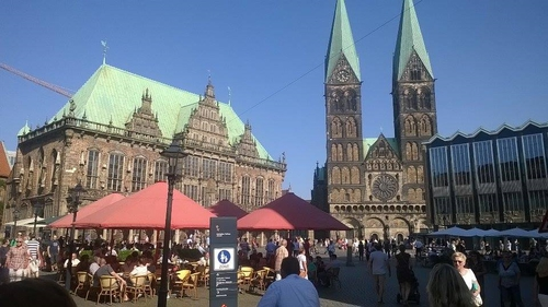 Bremen Downtown